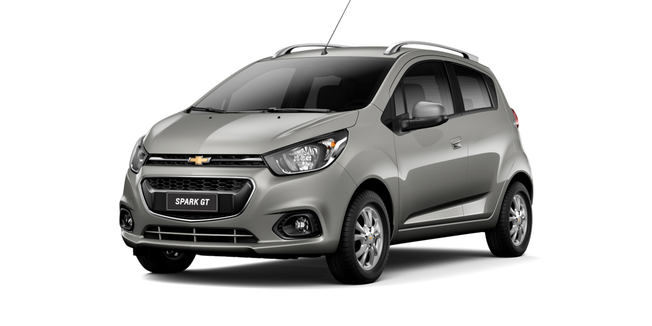 Chevrolet Spark GT - Color Gris de tu City Car