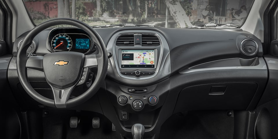 Chevrolet Spark GT - Interior de tu City Car