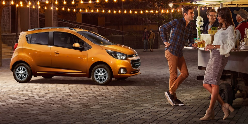 Chevrolet Spark GT - Estilo de tu City Car