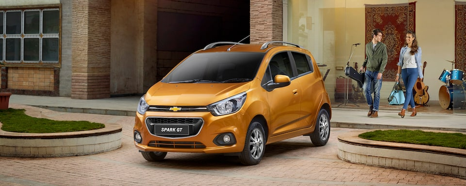 Chevrolet Spark GT - City Car Chile