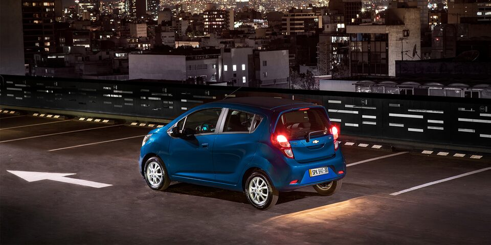 Chevrolet Spark GT - Performance de tu City Car