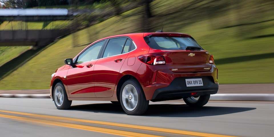 Chevrolet Onix Premier - Performance de tu Hatchback