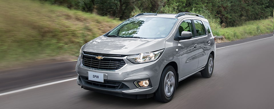 Chevrolet Chile – Spin