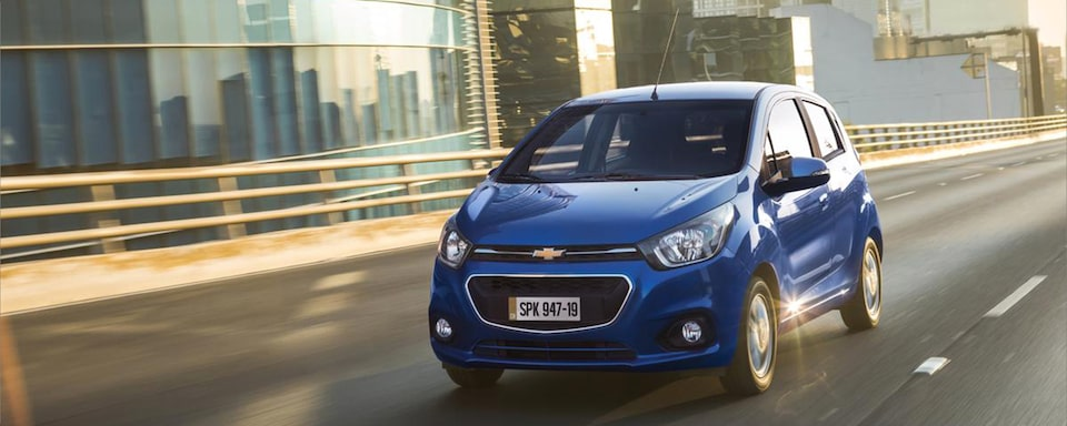 Chevrolet Chile – Spark GT
