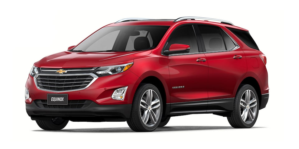 Chevrolet Chile- Oportunidades - Equinox
