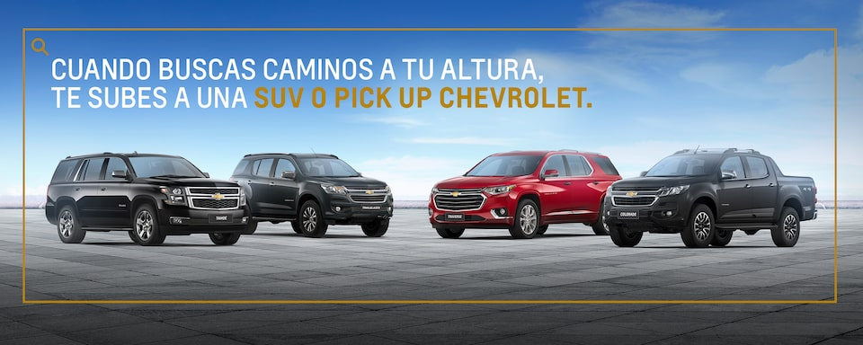 Chevrolet Chile- Oportunidades