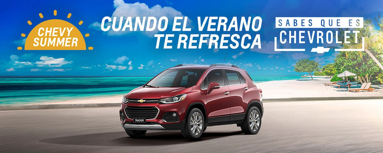 Oportunidades Chevrolet