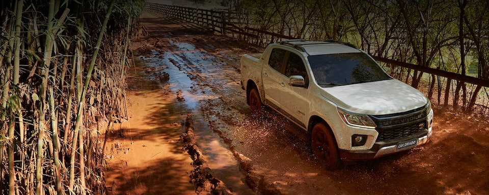 Chevrolet - All New Colorado - Diseno