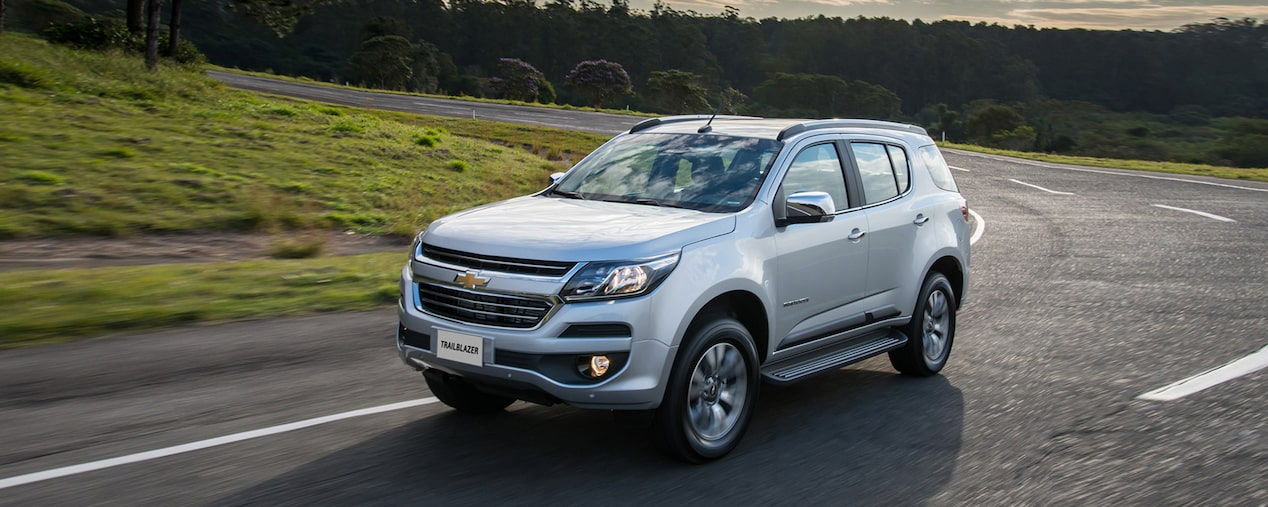 Chevrolet Repuestos Genuinos - Carretera