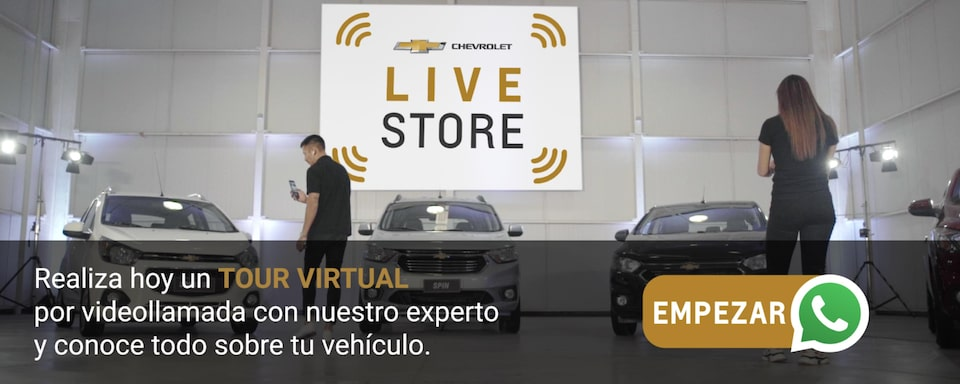 chevrolet - live store