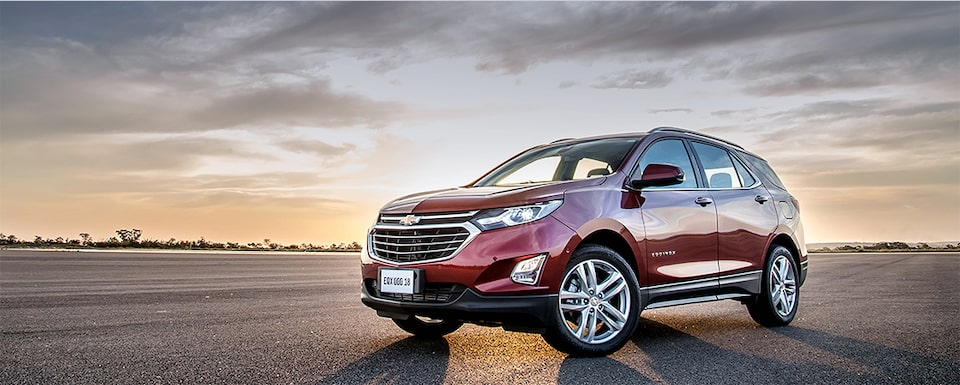 Chevrolet Chile – Equinox