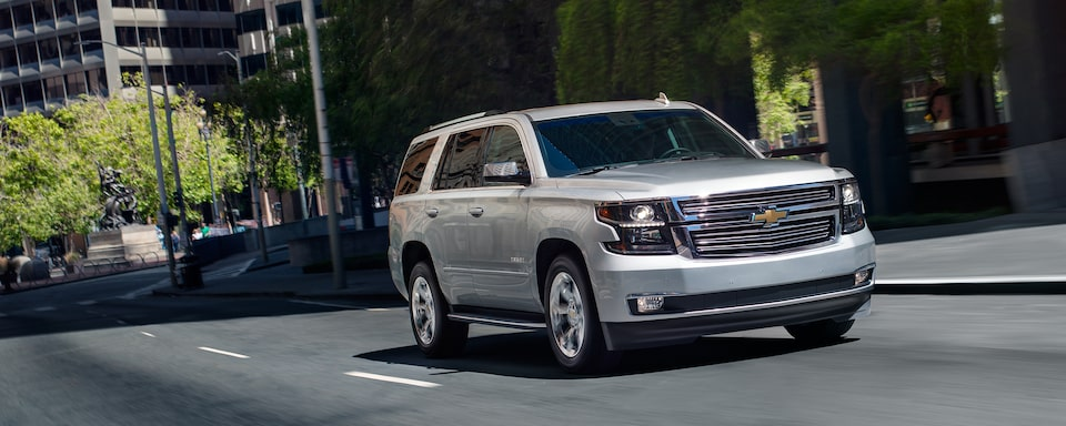 Chevrolet Chile – Tahoe