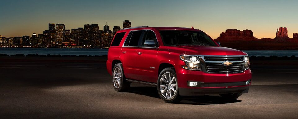 Chevrolet Tahoe - City Car Chile - Specs