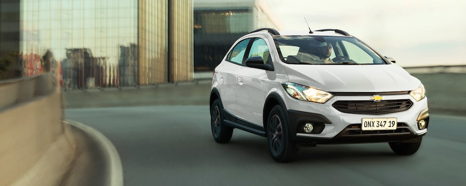 Onix Activ Especificaciones Crossover Chevrolet