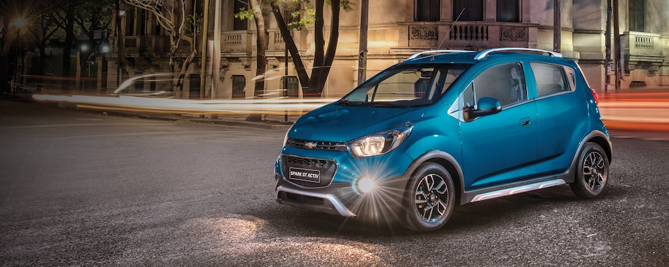 Chevrolet Spark GT Activ - Crossover Chile