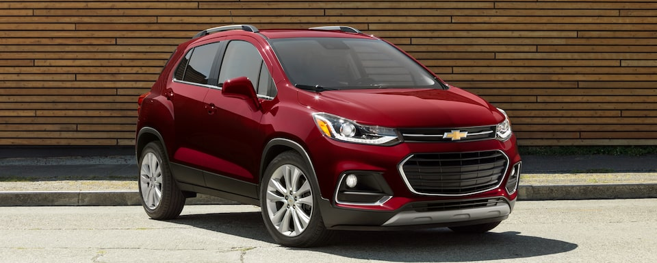Chevrolet Tracker - Lateral de tu SUV
