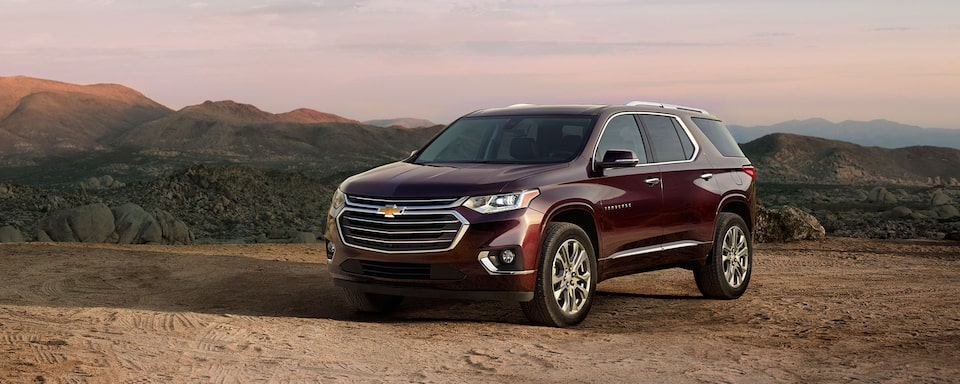 Chevrolet Traverse - Performance de tu Crossover