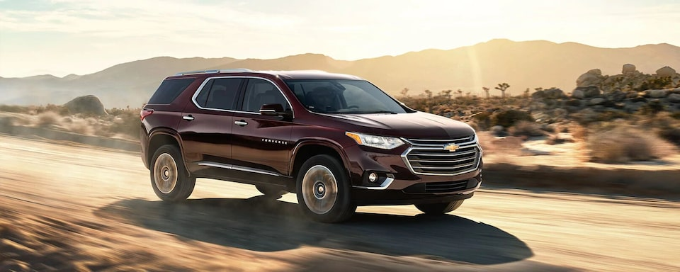 Chevrolet Traverse - Crossover Chile