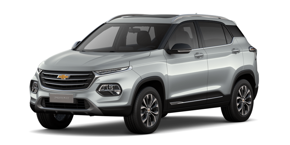 Chevrolet Groove - SUV Deportivo Gris