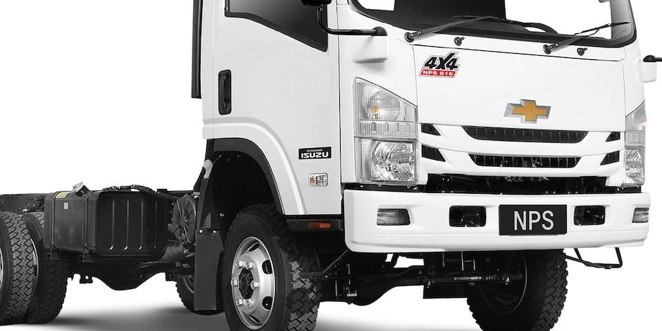 NPS 816 4x4 | Camión 4x4 | Chevrolet
