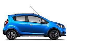 Chevrolet Spark GT Activ - Jelly